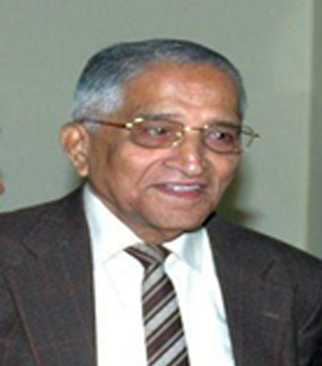 Late Dr. R P Shenoy
